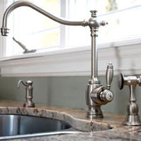 Waterstone - Luxury Kitchen Faucets